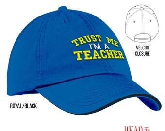 Teacher, Teacher Hat, Teacher Gift, Gift For Teacher, Student Teacher, Teacher Graduation, Teacher Uniform For Teacher Party