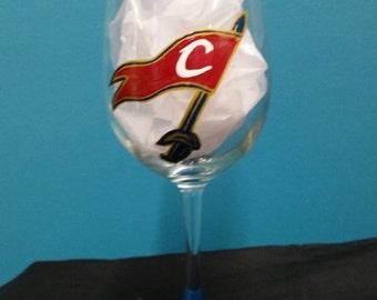Cavs Drink Glasses