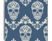 Sugar Skull Sheets from Skull Bedding Designs