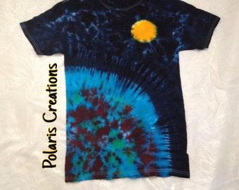 Kids' Tie Dye Shirt, Kids Tye Dye Shirt