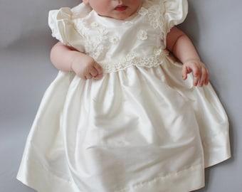 Baby girl baptism dress – Etsy