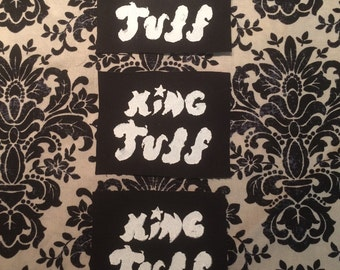 King Tuff Patch
