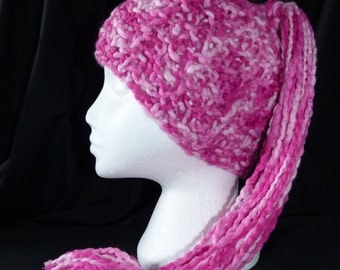 Ponytail Hat (H005)