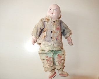 CHINESE MALE DOLL