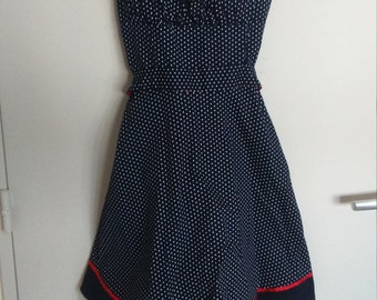 Dress Retro pinup Rockabilly polka dot
