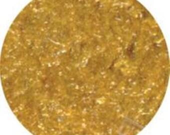 Gold Edible Glitter 1/4 oz