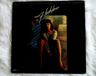 "Flashdance - ""The Orginal Movie Soundtrack"" Vinyl"
