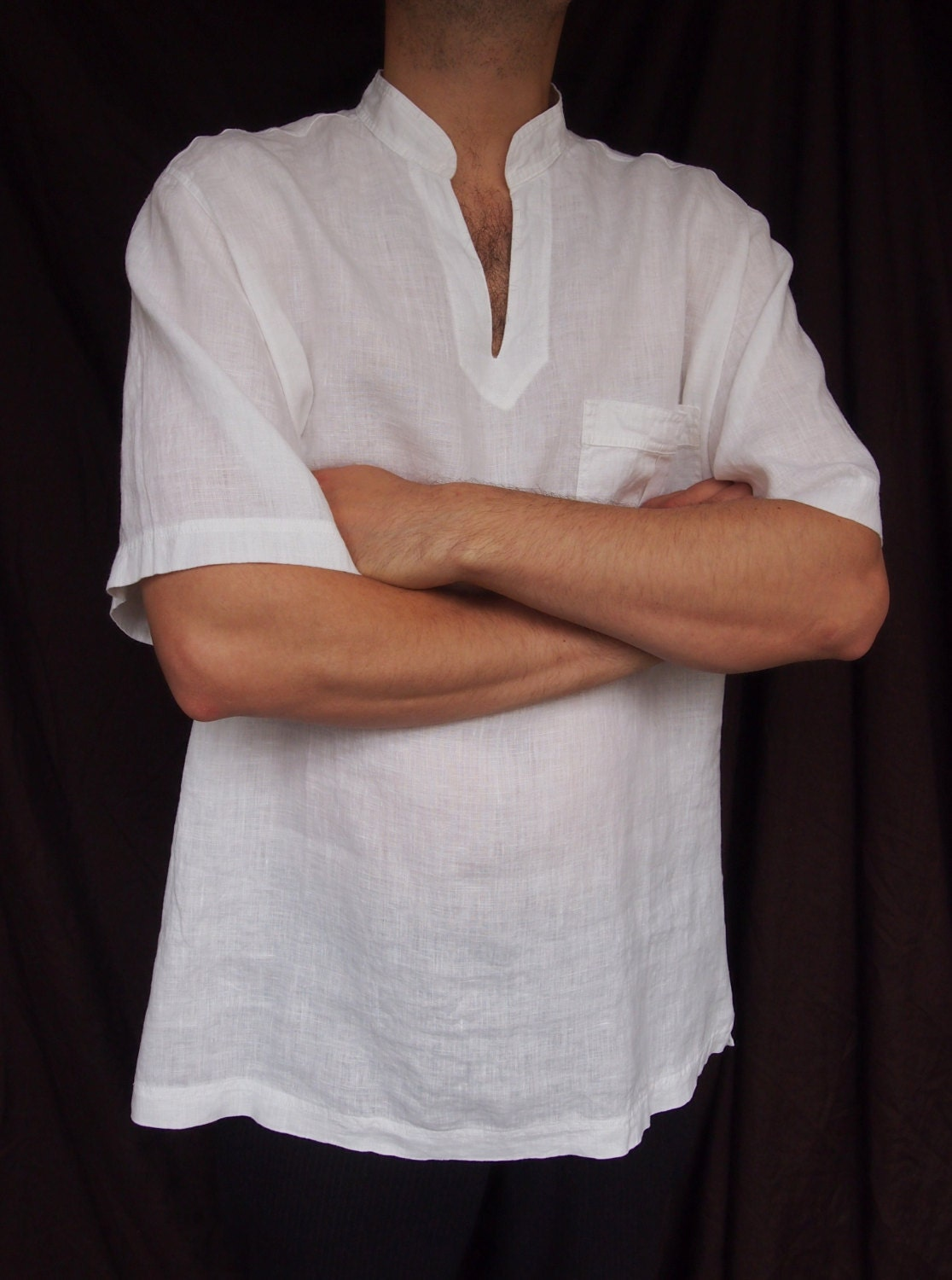Find great deals on eBay for mens white linen shirt. Shop with confidence.