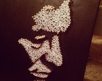 Johnny String Art