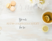 TeaTime Styled Stock Photography #6, Rustic Charm Mockup Photography, Creatives, Bloggers, Shop Owners