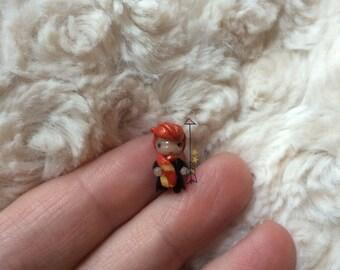 Tiny Ron Weasley Micro Miniature