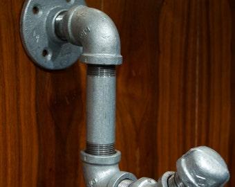Galvanized Steel Coat Hook