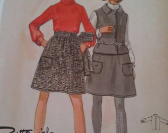 Butterick Pattern no. 5213 size 14