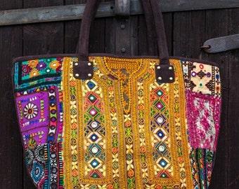Leela Boho bag / Bohemian bag