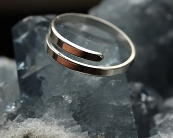 Silver replica viking ring authentic model
