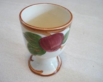 Franciscan Apple Egg Cup Gladding McBean & Company