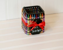 Ms. Frizzle Pencil Cup for Teachers