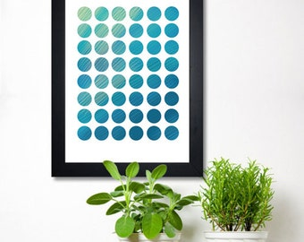 Printable Art - Circles