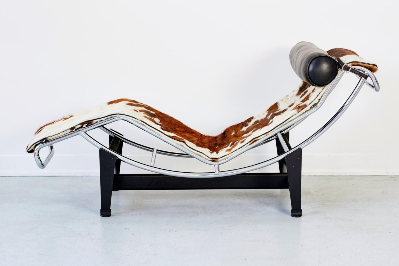 Le corbusier lc4 chaise longue haute juice - Chaise longue le corbusier prix ...