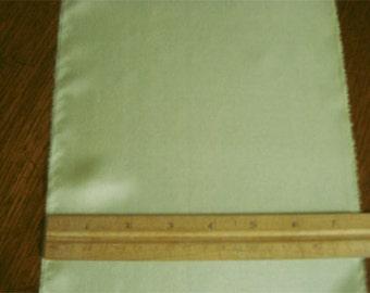 100% Silk Habotai - Light Green