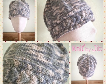 Braided Band Hat Pattern