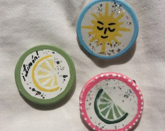 Hand-painted Cute Pins