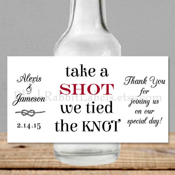 Personalized liquor bottle labels 100 waterproof polyester labels