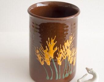 Workshop Pottery Brighton small retro vase