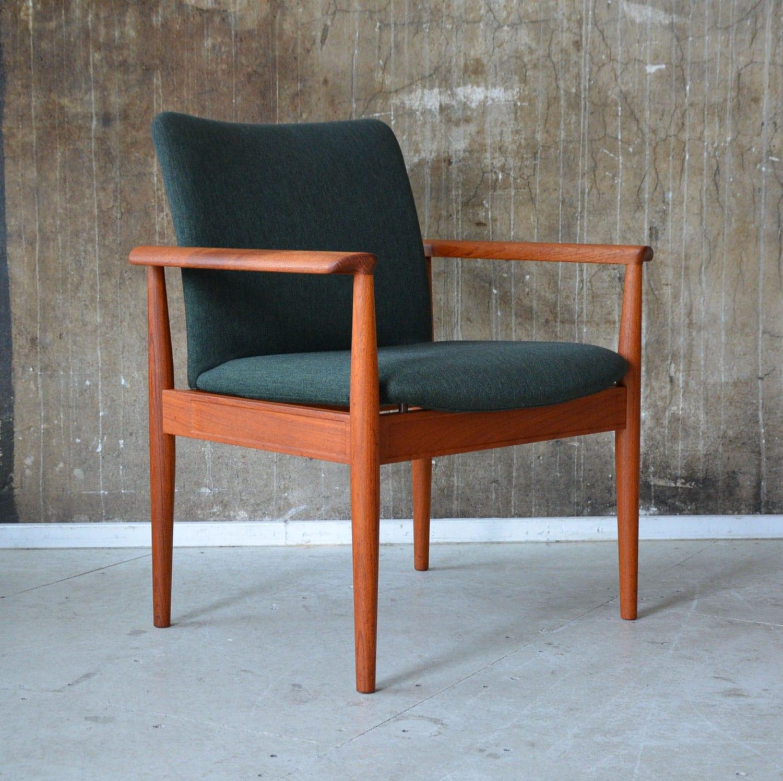 1 2 60er finn juhl france son 60s chair teakwood teak. Black Bedroom Furniture Sets. Home Design Ideas