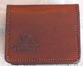 Kangaroo Leather Card Holder - 6 Slot