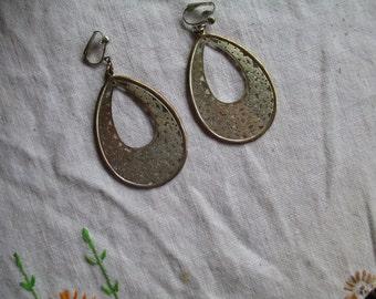 Silver Detailed Earrings