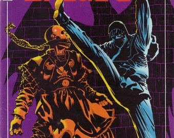 1994 Batman Comic Book..Vintage Comic Book..DC Comic Book..Comic Book..Detective Comics Batman..Too Many Ninjas..Volume 1 #676