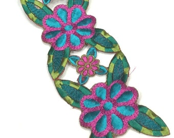 Cutwork Embroidery Trim in 9 yards Of 2 Inches Width