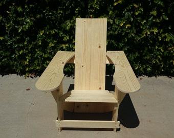 Custom Westport Adirondack Chair