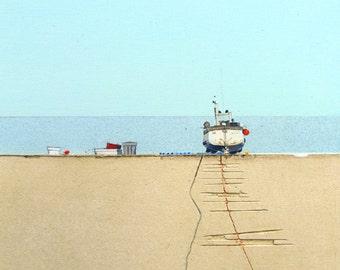 Suffolk Boat