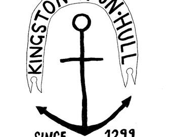 Kingston Upon Hull Tee