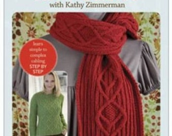 Kathy Zimmermans Knit Cables