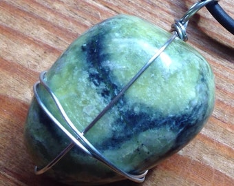 Green Amazonite Necklace