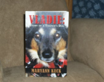 Book--Vladie: story of a Trainer's Dog