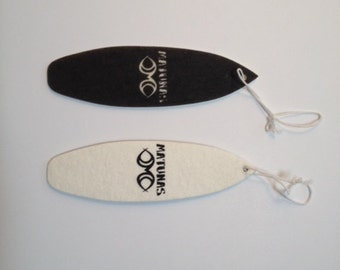 Organic Coconut Surfboard Airfreshener