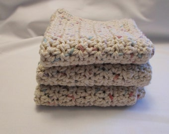 All Cotton Wash Cloth