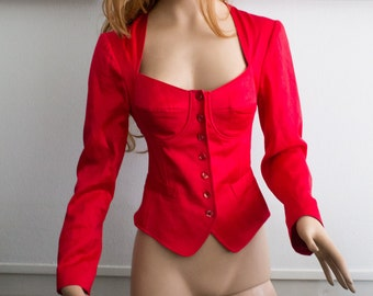 90s Kenzo blouse