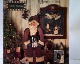 Makin' Holiday Memories Tole Painting by Michele Deaton Brewer 1999