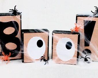 Boo Blocks, Halloween Blocks