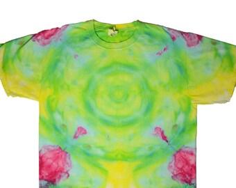 One Of A Kind Tie Dye Shirt Size XL