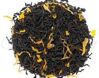 Premium Loose Leaf Buttered Rum Black Tea