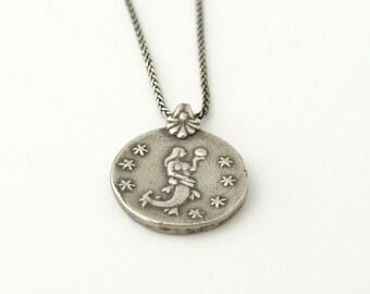 Sophia Star of the Sea Medallion Necklace