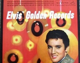 ELVIS PRESLEY, Golden Records,