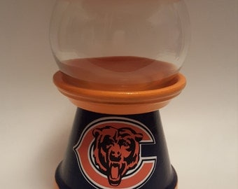 Chicago Bears Candy Dish