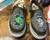 Minecraft Character Shoes